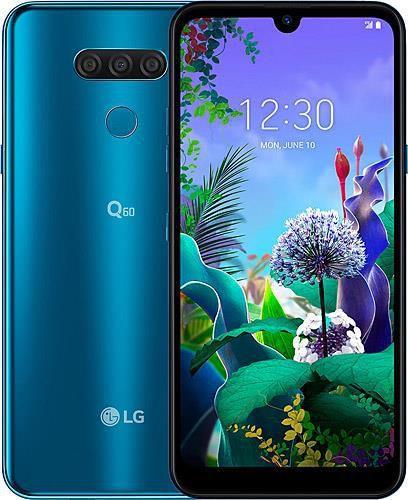 LG Q60 64 GB BLUE