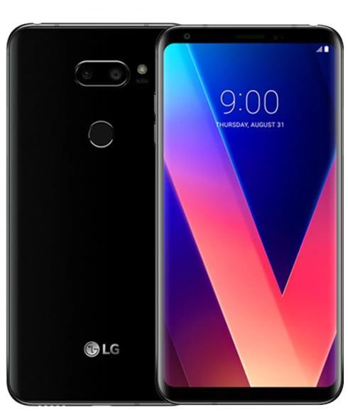 LG V30 Plus 128GB Siyah (İthalatçı Garantili Outlet Ürün)