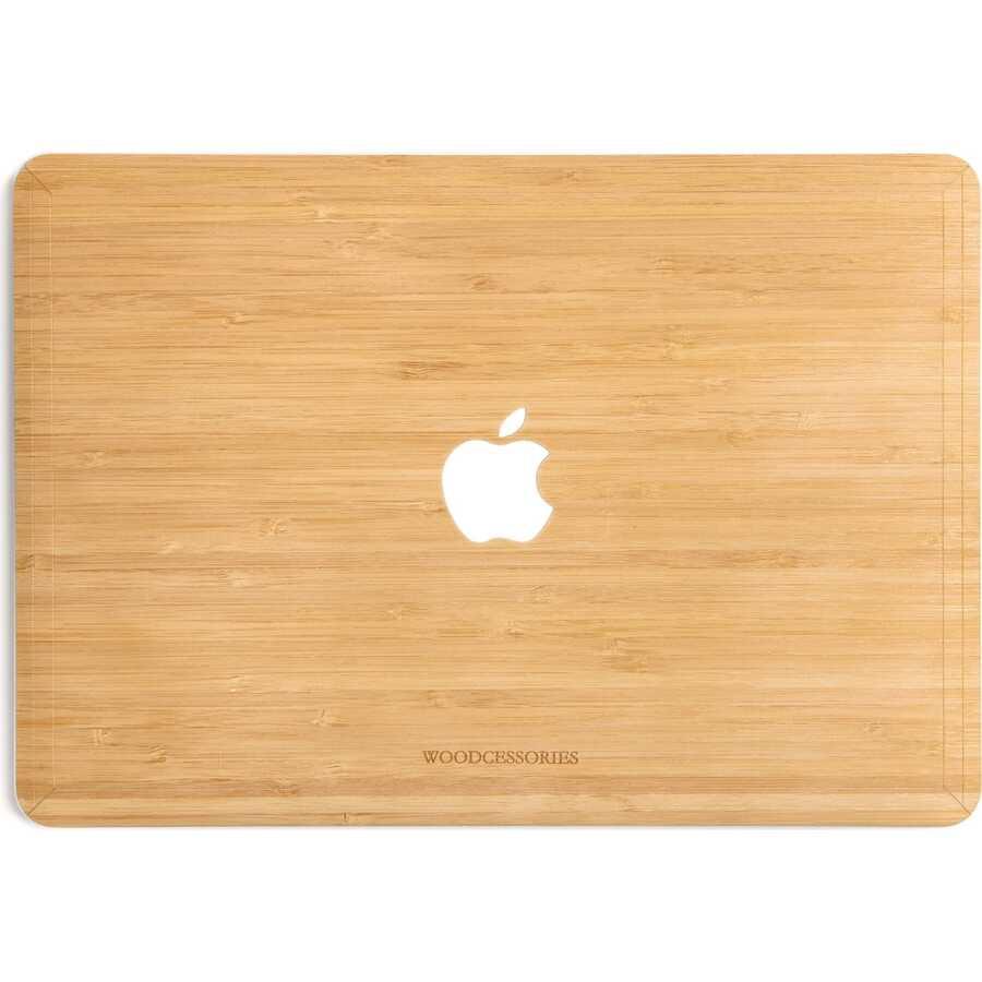 Macbook 13 Air Pro Bamboo Kilif