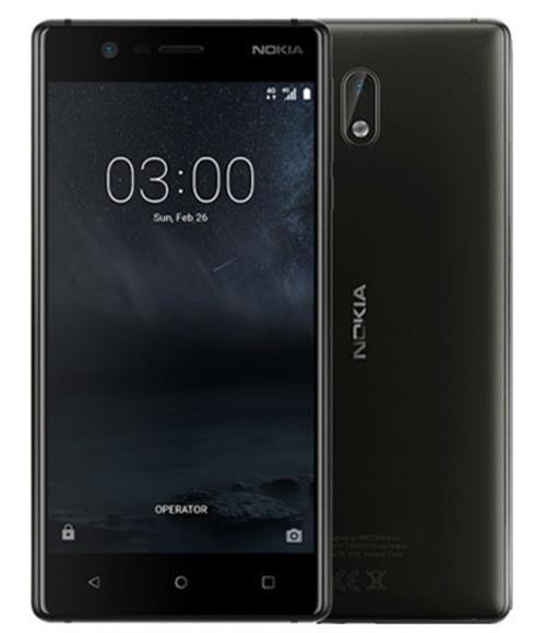 Nokia 3 16GB Cep Telefonu Siyah (Teşhir Ürünü)