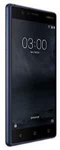 Nokia 3 Akıllı Telefon, 16 GB, Lacivert (OUTLET ÜRÜN)