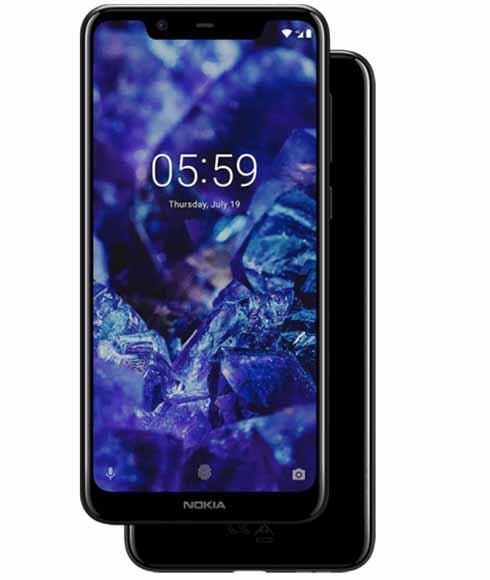 Nokia 5.1 Plus 32GB Siyah (Nokia Türkiye Garantili)