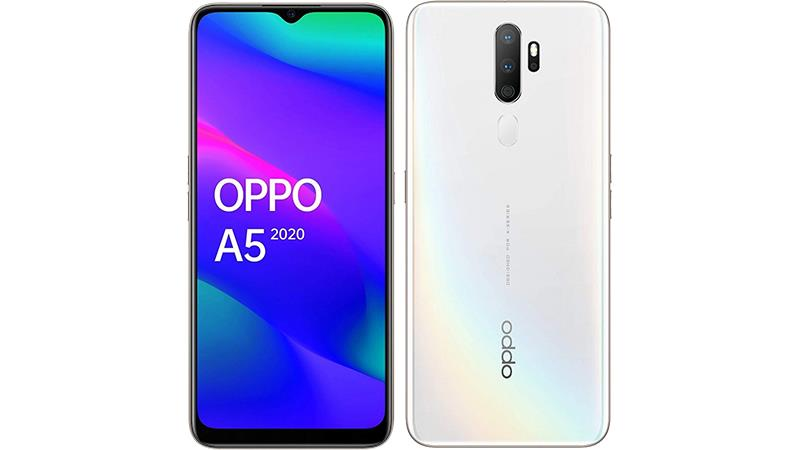 OPPO A5 2020 64 GB WHİTE (OUTLET)