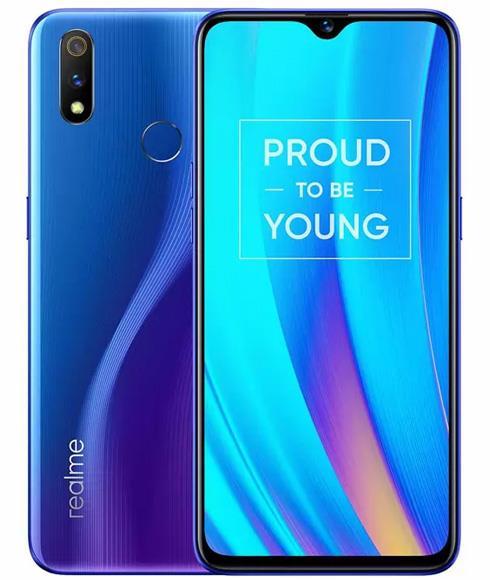 Realme 3 Pro 128GB / 6GB Cep Telefonu Mavi (KVK Garantili)