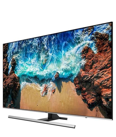 Samsung 55NU8000 55' 139 Ekran Uydu Alıcılı 4K Ultra HD Smart LED Televizyon