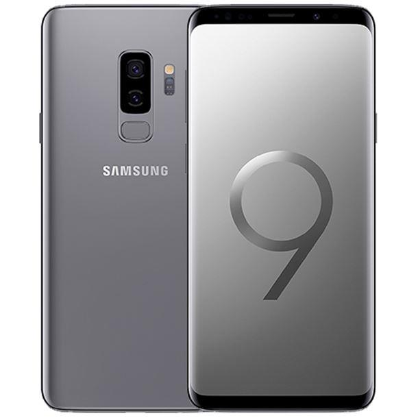Samsung Galaxy S9 Plus 64GB Gri (İthalatçı Garantili Outlet Ürünü)