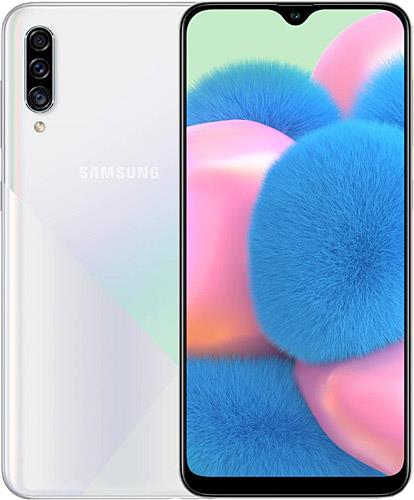 SAMSUNG GALAXY A30S 64 GB WHİTE