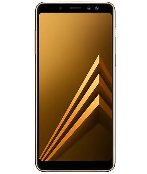 Samsung Galaxy A8 2018 64GB Gold (İthalatçı Garantili Outlet Ürün)