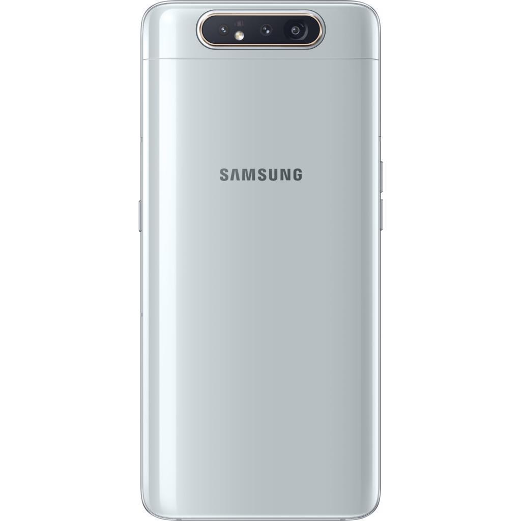 Samsung Galaxy A80 2019 128GB Gümüş (Samsung Türkiye Garantili)