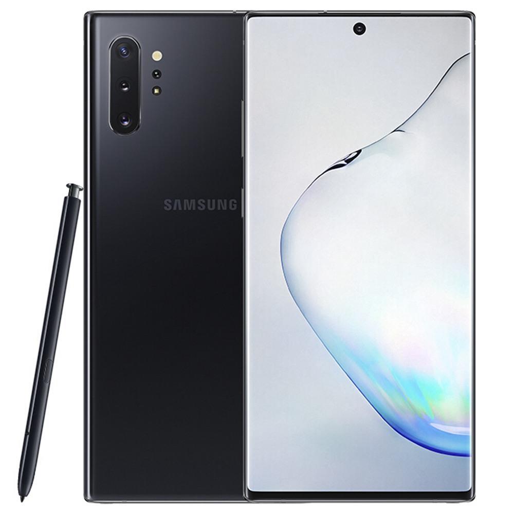 Samsung Galaxy Note 10 Plus 256GB Siyah (Samsung Türkiye Garantili)