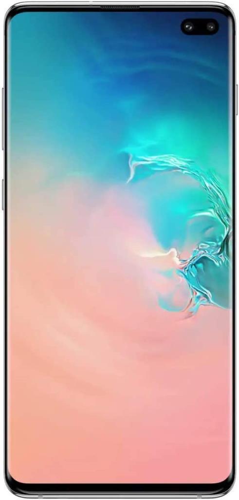 Samsung Galaxy S10+ SM-G975F Akıllı Telefon, 128 GB, Prizma Beyaz