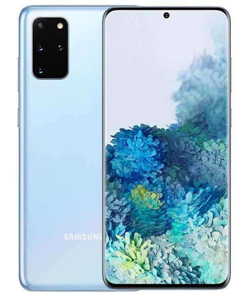 Samsung Galaxy S20 Plus 128GB Mavi (Samsung Türkiye Garantili Outlet Ürün)