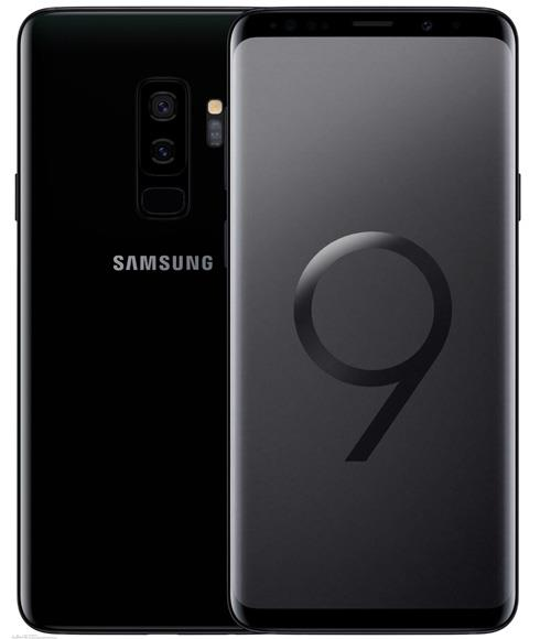 Samsung Galaxy S9 Plus 256GB Cep Telefonu Siyah (Outlet Ürün)