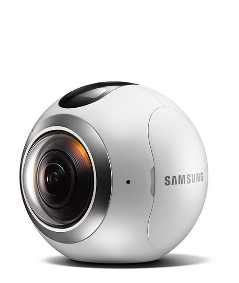 Samsung Gear 360 Kamera (Samsung Türkiye Garantili)
