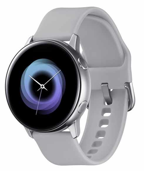 Samsung R500 Galaxy Watch Active (Samsung Türkiye Garantili Outlet Ürün)