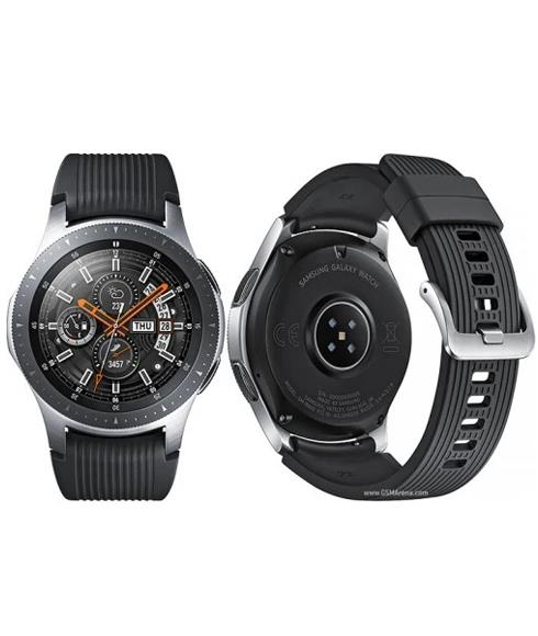 Samsung R800 Galaxy Watch 46mm Akıllı Saat (İthalatçı Garantili Outlet Ürün)