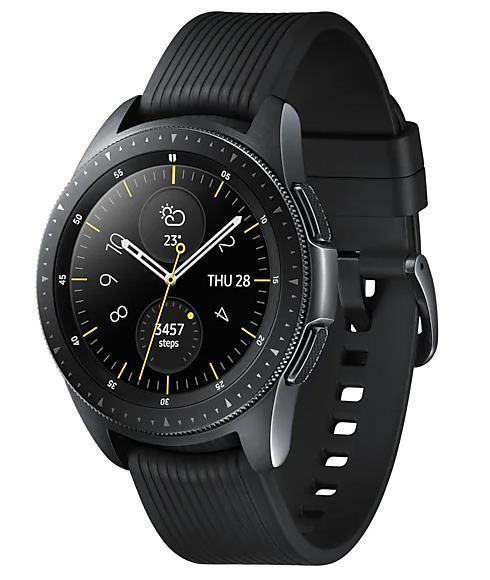 Samsung Galaxy Watch (42mm) Gece Siyahı (Bluetooth) SM-R810