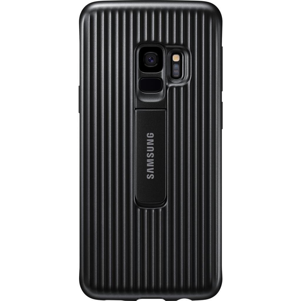 Samsung S9 Protective Standing Kılıf Siyah -