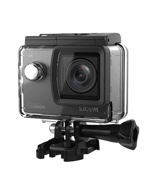 SJCAM Carbon Aksiyon Kamerası - Siyah