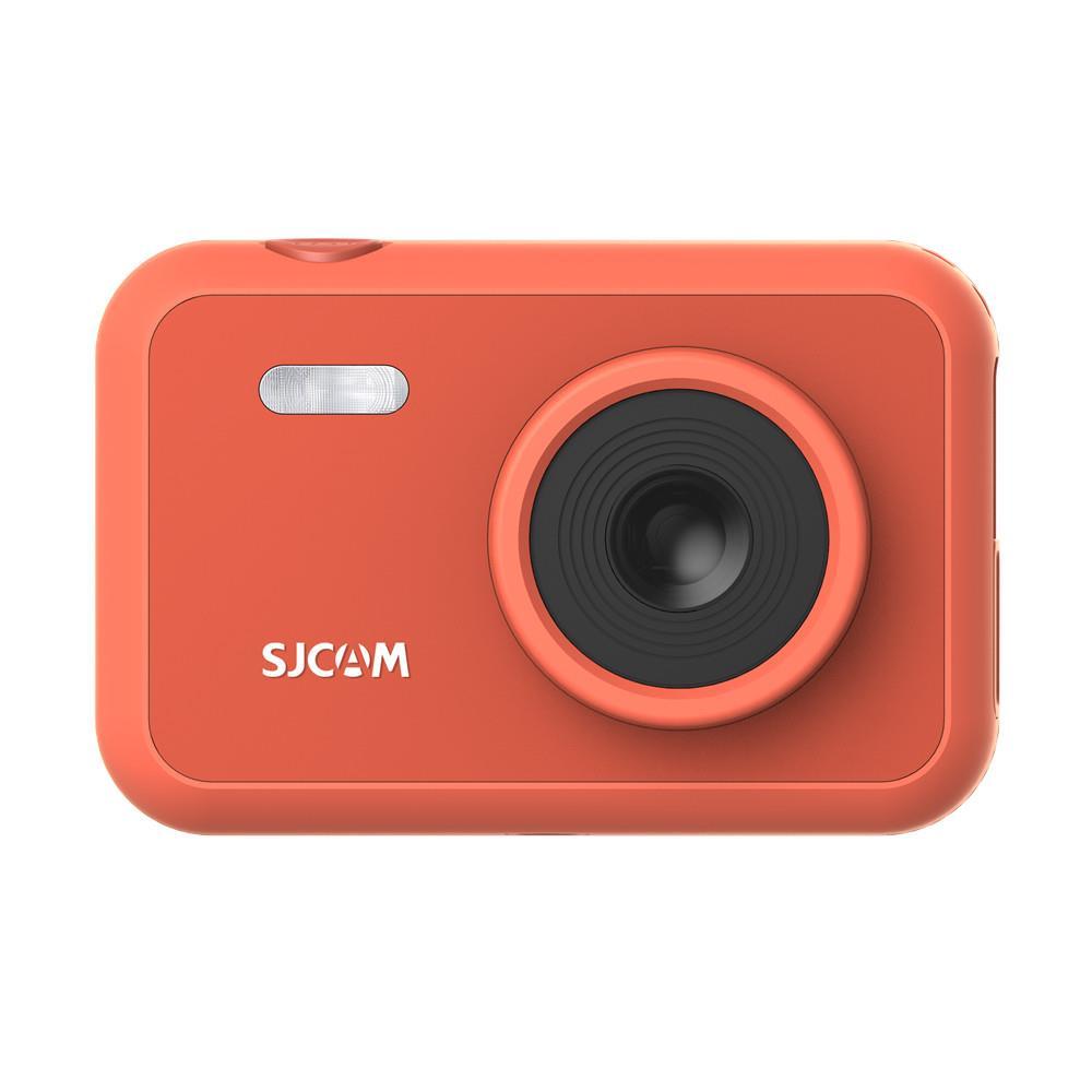 SJCAM Funcam Kids Aksiyon Kamerası - Kırmızı