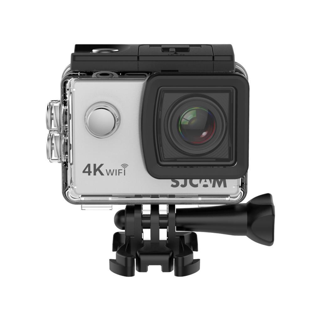 SJCAM SJ4000 Air 4K Wifi Aksiyon Kamerası - Gümüş