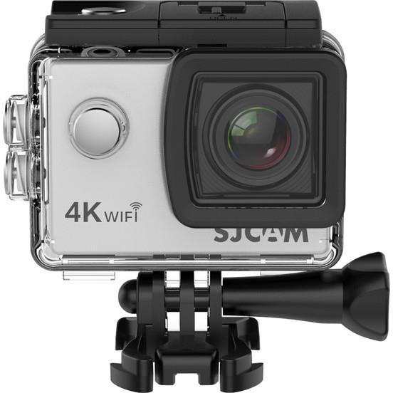 SJCAM SJ4000 Air 4K Wifi Aksiyon Kamerası - Silver