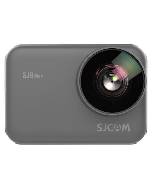 SJCAM SJ9 Max Aksiyon Kamerası - Siyah