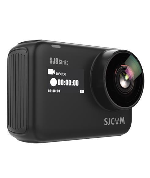SJCAM SJ9 Strike Aksiyon Kamerası - Siyah
