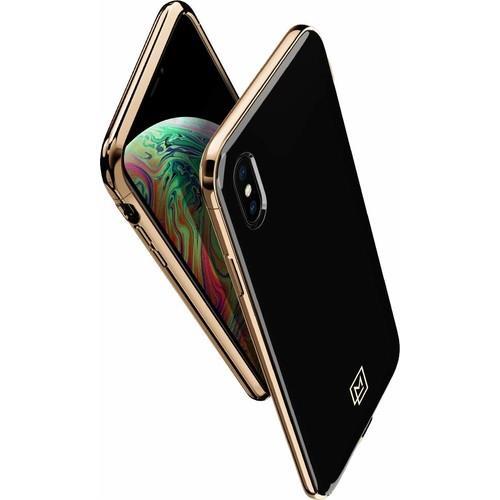 Spigen La Manon Etui Serisi Kılıf iPhone XS ile Uy