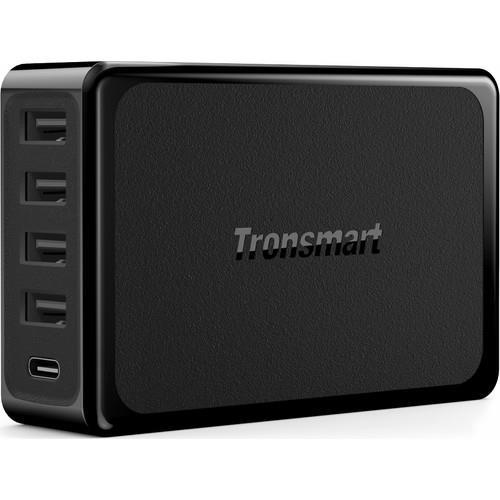 Tronsmart U5P 5 Portlu USB ve Type-C Şarj Cihazı