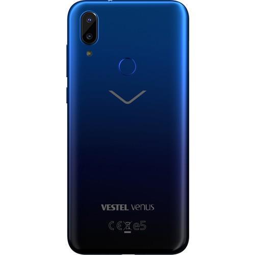 Vestel Venus e5 Akıllı Telefon, 32GB, Gece Mavisi (Vestel Türkiye Garantili)