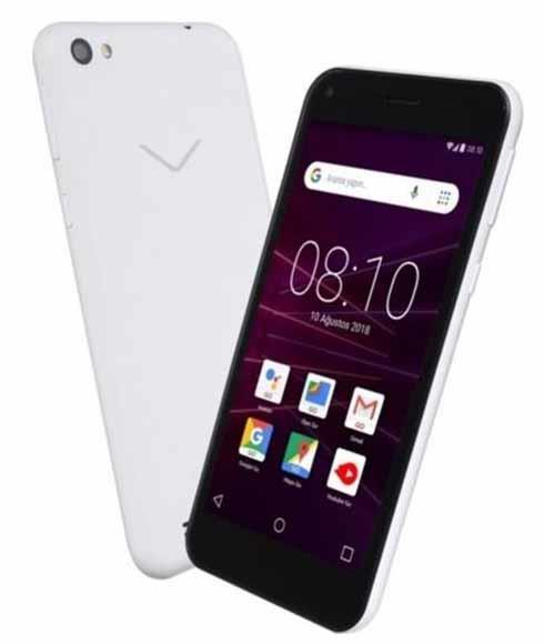 Vestel Venüs Go 8GB Beyaz (Vestel Garantili)