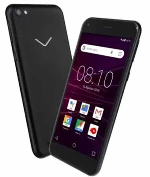 Vestel Venüs Go 8GB Siyah (Vestel Garantili)