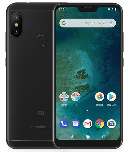 Xiaomi Mi A2 Lite 32GB / 3GB Çift Sim Cep Telefonu Siyah (İthalatçı Garantili)