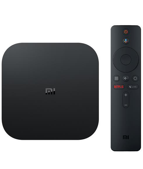 Xiaomi Mi Box S 4K Android TV Box - HDR - Dolby DTS - Chromecast