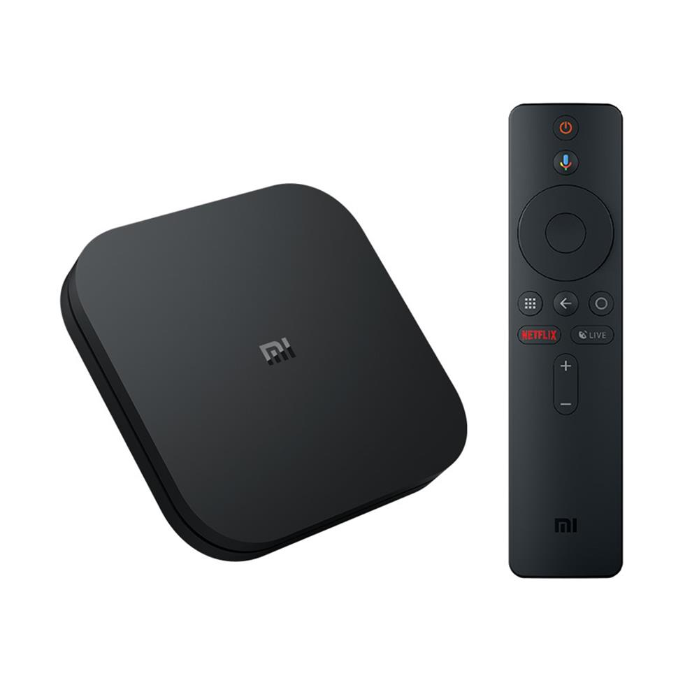 Xiaomi Mi Box S 4K Android TV Box - HDR - Dolby DTS - Chromecast