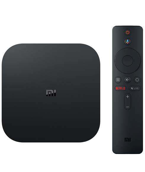 Xiaomi Mi Box S 4K Android TV Box HDR Media Player