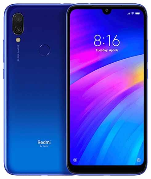 Xiaomi Redmi 7 32GB Mavi (İthalatçı Garantili Outlet Ürün)