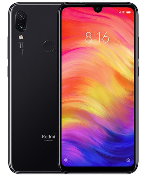 Xiaomi Redmi Note 7 64GB Siyah (İthalatçı Garantili Outlet Ürün)