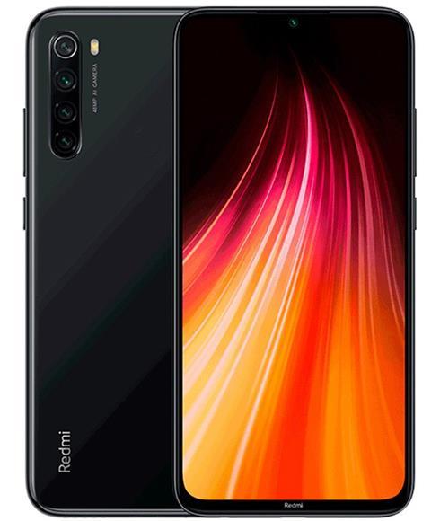 Xiaomi Redmi Note 8 64GB Siyah (İthalatçı Garantili Outlet Ürün)